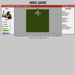Image of the OutGG software in use